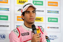 Press conference, Jehan Daruvala, Carlin Dallara F317 - Volkswagen