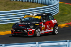 #73 MINI JCW Team, MINI JCW, ST: Mat Pombo, Mike LaMarra