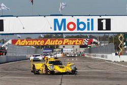 #85 JDC/Miller Motorsports ORECA 07, P: Simon Trummer, Robert Alon, Nelson Panciatici