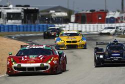#51 Spirit of Race Ferrari 488 GT3, GTD: Paul Dalla Lana, Pedro Lamy, Mathias Lauda, Daniel Serra, #