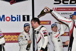 GTLM winner Nick Tandy, Porsche Team North America