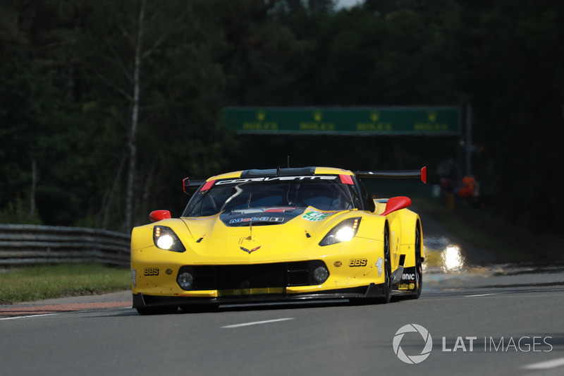 14. LMGTE-Pro: #64 Corvette Racing, Chevrolet Corvette C7.R