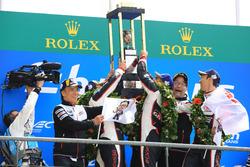Celebraciones generales del podio
