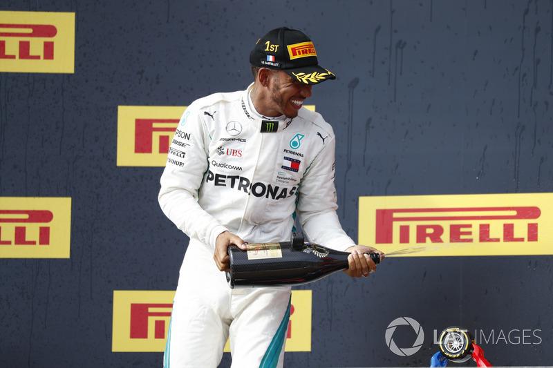 Winnaar: Lewis Hamilton