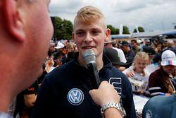 Julian Hanses, Dallara F317 - Volkswagen