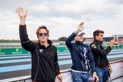 Ralph Boschung, MP Motorsport, Maximilian Gunther, BWT Arden