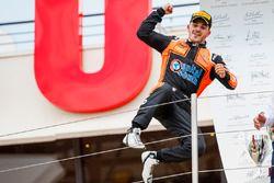 Race winner Dorian Boccolacci, MP Motorsport