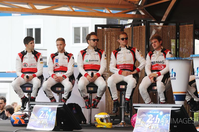 #34 Jackie Chan DC Racing Ligier JSP217 Gibson: Ricky Taylor, Côme Ledogar, David Heinemeier Hansson