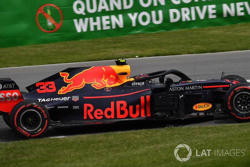Самоирония Макса Ферстаппена после третьего места в квалификации