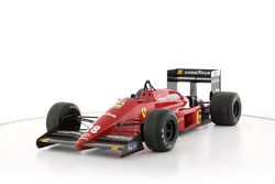 Ferrari F1/87 guidata da Michele Alboreto e Gerhard Berger