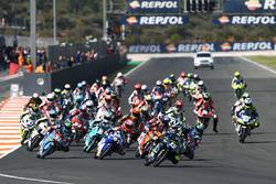 Race 1 CEV Moto3 Valencia