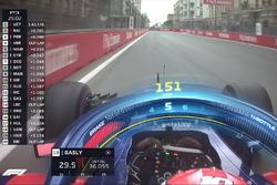 Grafica TV Halo F1, Toro Rosso