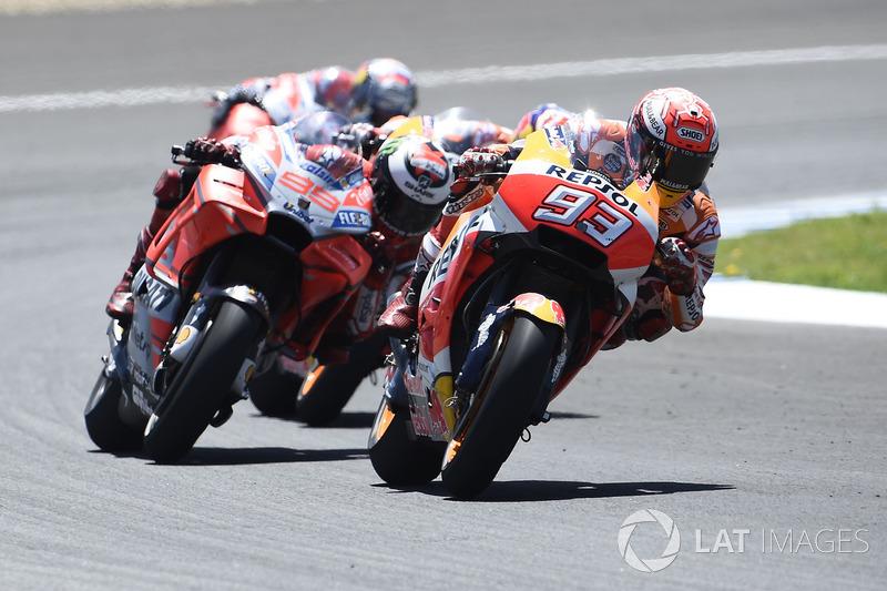 #4 GP de España - Victoria: Marc Márquez