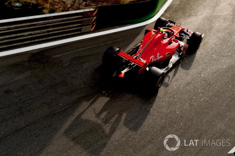Raikkonen 94, Ferrari 732. kez