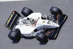 Fabrizio Barbazza, Minardi M193 Ford
