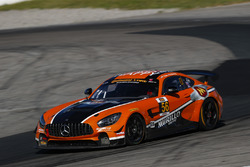 #56 Murillo Racing, Mercedes-AMG, GS: Jeff Mosing, Eric Foss