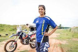 Aishwarya Pissay, Sherco TVS