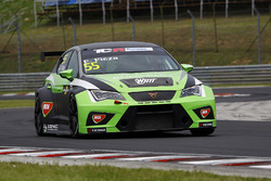 Ferenc Ficza, Zengo Motorsport, KIA cee?d TCR