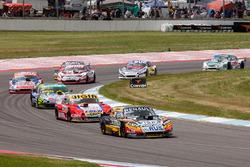 Emiliano Spataro, Renault Sport Torino, Juan Manuel Silva, Catalan Magni Motorsport Ford, Nicolas Go
