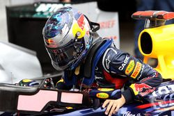 Pole de Sebastian Vettel, Red Bull Racing RB7