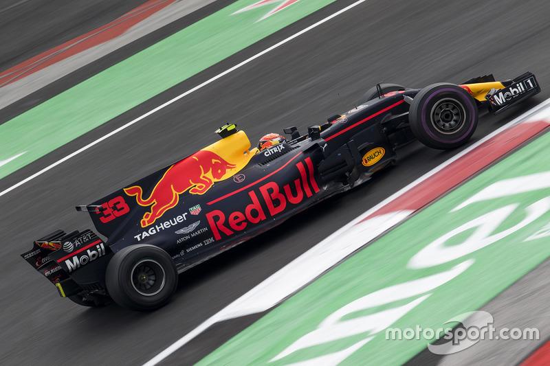 2017: Мax Verstappen, Red Bull Racing RB13