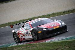 #886 CTF Beijing Ferrari 458: Min Xiao