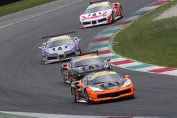 #361 Ineco - MP Racing Ferrari 488: Thomas Gostner