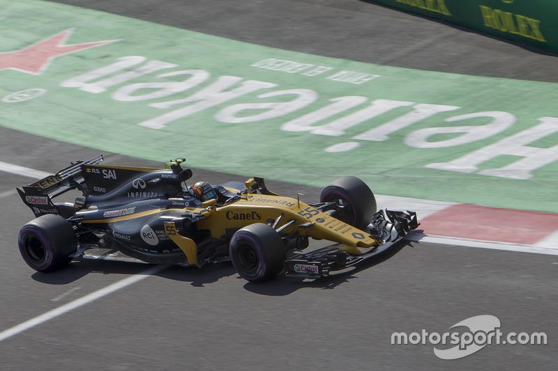 8º Carlos Sainz Jr., Renault Sport F1 Team RS17