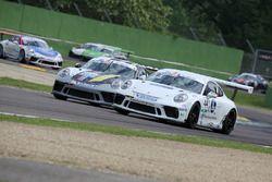 Simone Pellegrinelli, Bonaldi Motorsport e Nicola Pastorelli, Dinamic Motorsport