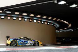 #39 Kessel Racing Ferrari 488 GT3: Piti Bhirombhakdi, Morris Chen, Nick Foster, Giorgio Roda