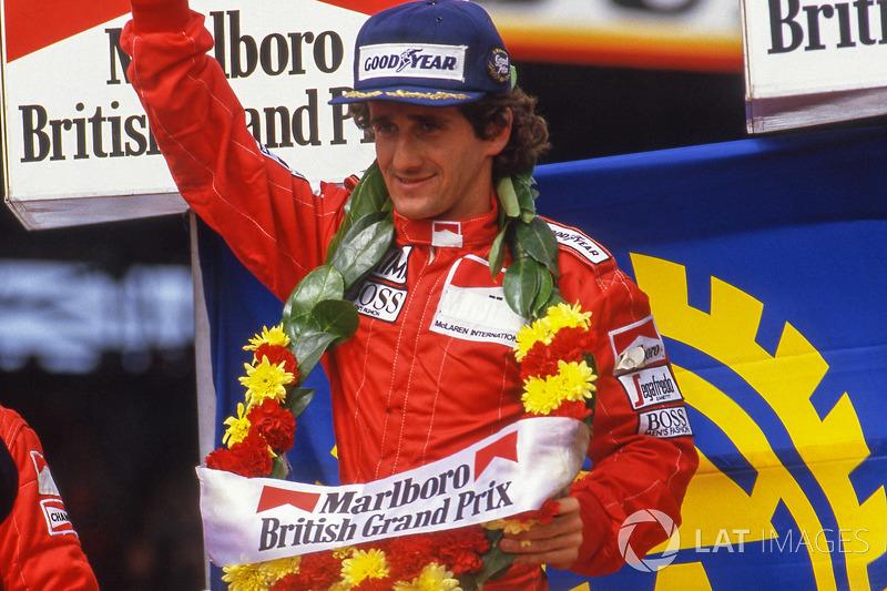 GP de Gran Bretaña 1985: un error salva a Laffite