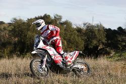 Кристиан Эспанья, GasGas Rally Team