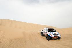 #382 Toyota: Иван Шихотаров, Олег Уперенко
