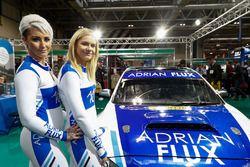 Adrian Flux promotional models