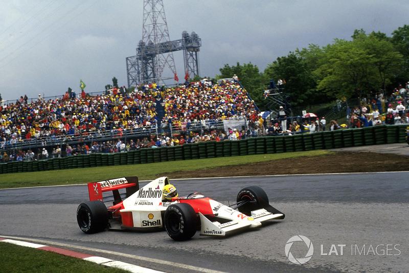 23 - GP do Canadá, 1990, Montreal