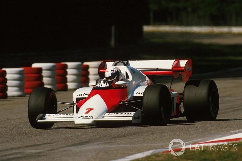 1984 Alain Prost, McLaren