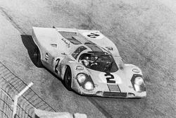 Pedro Rodriguez, Jackie Oliver, Porsche 917K
