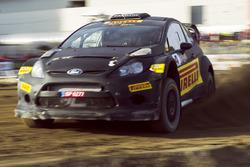 Kalle Rovampera, Ford Fiesta WRC