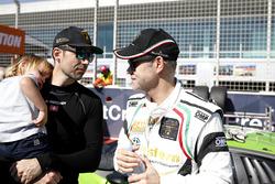 #964 GRT Grasser Racing Team Lamborghini Huracán GT3: Mark Ineichen, Rolf Ineichen