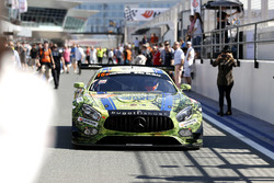 #16 SPS automotive performance Mercedes-AMG GT3: Valentin Pierburg, Tim Müller, Lance-David Arnold,