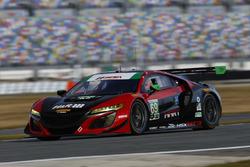 #69 HART Acura NSX GT3, GTD: Chad Gilsinger, Ryan Eversley, Sean Rayhall, John Falb
