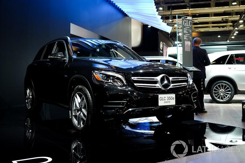 2018 Mercedes Benz Glc 350e 4matic