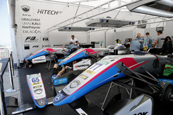 Team van Ben Hingeley, Hitech Bullfrog GP Dallara F317 - Mercedes-Benz