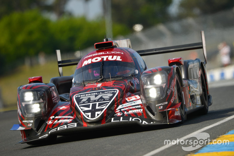 Rebellion Racing - Rebellion R-13-Gibson - LMP1
