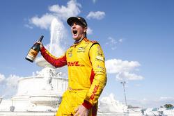 1. Ryan Hunter-Reay, Andretti Autosport Honda