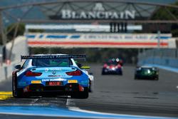 #36 Walkenhorst Motorsport BMW M6 GT3: Ralf Oeverhaus, Anders Buchardt, Immanuel Vinke