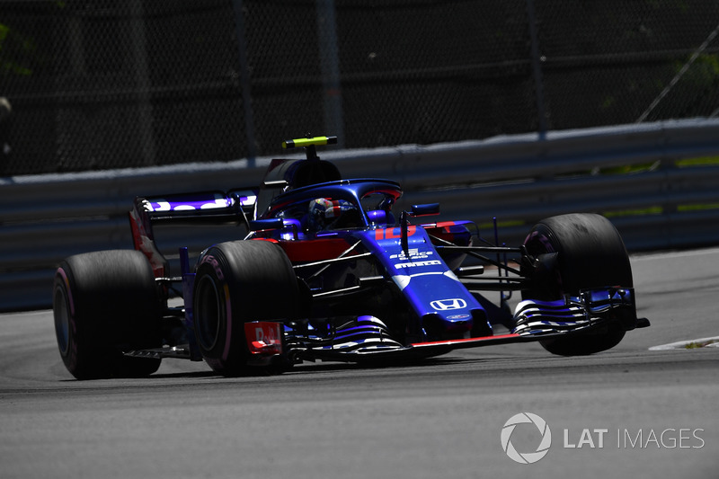 19: Pierre Gasly, Scuderia Toro Rosso STR13, 1'13.047 (inc 10-place grid penalty)