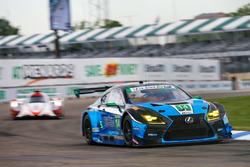 #14 3GT Racing Lexus RCF GT3, GTD: Dominik Baumann, Kyle Marcelli
