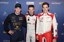 Ganadores de la pole #33 TDS Racing Oreca 07 - Gibson: Matthieu Vaxivière, LMP3 #17 Ultimate Ligier JS P3 - Nissan: Matthieu Lahaye, GTE #80 Ebimotors Porsche 911 RSR: Riccardo Pera
