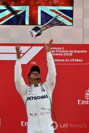 Ganador, Lewis Hamilton, Mercedes-AMG F1